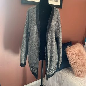 Ultra cozy knit cardigan